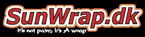 Skiltefirma | Bilindpakning | Solfilm | Skilte | CarWrap | SunWrap Logo
